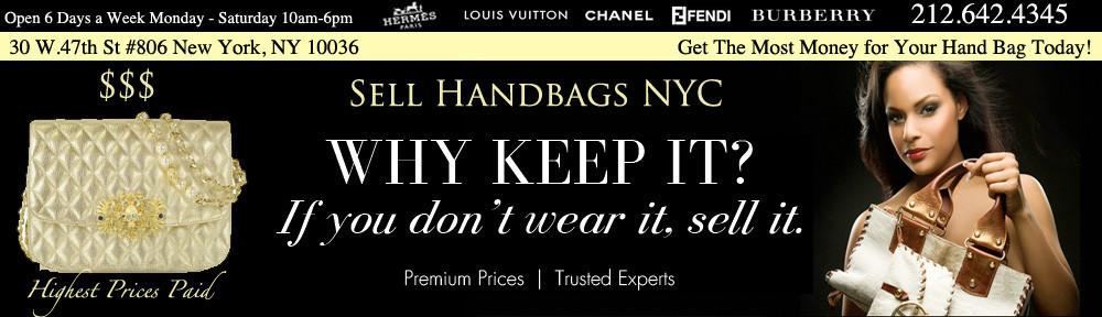 Sell Handbags NYC