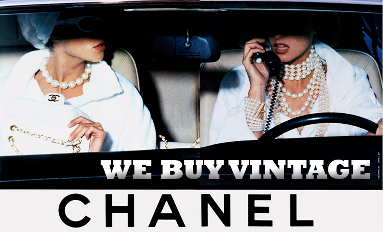 sell vintage chanel nyc