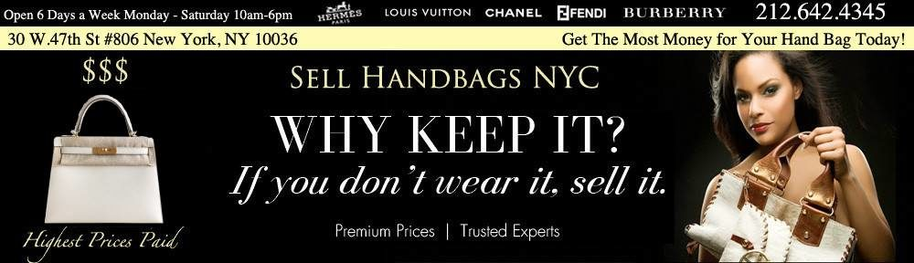 Sell Handbags NYC
